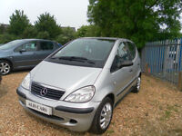 Mercedes-Benz A140 1.4 ( SWB ) SOLD SOLD