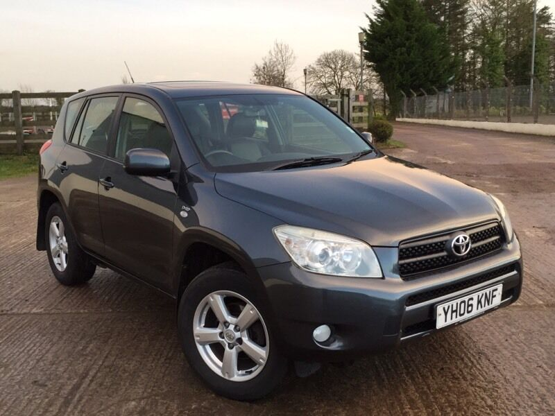 2006 Toyota Rav4 2 2 D 4d Xt4 5 Door Leather Interior In Omagh County Tyrone Gumtree