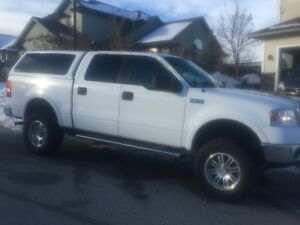 2006 Ford F-150 4X4 Lariat SuperCrew Low Km's