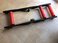 Elite Arion Parabolic Cycle Training Rollers