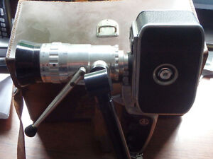"C-8 8mm Camera 1954. ""will consider all offers"""