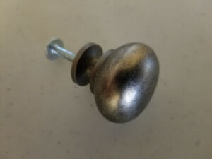 Bronze Door Pull Set