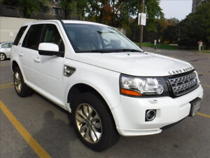 Single ownr Mint condition Accident Free 2013 Land Rover LR2 HSE