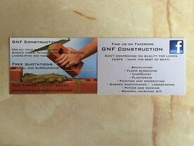 Handyman General builder Bristol area competitive rates