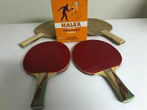 Professional Superior TM Wiftflyte Ping Pong Paddles