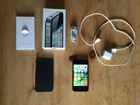 iPhone 4S for SALE - 16GB Black - Great Condition