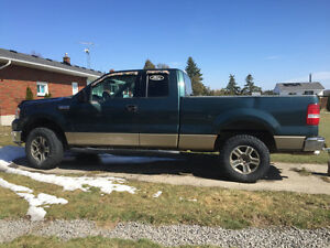 2004 Ford F-150 XLT 4X4 Certified