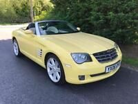 2006 CHRYSLER CROSSFIRE 3.2 V6 ROADSTER AUTOMATIC SPORTS CONVERTIBLE