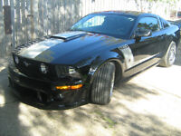 2008 Ford Mustang ROUSH 427R STAGE 3