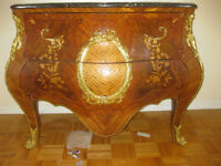 COMMODE STYLE ANTIQUE