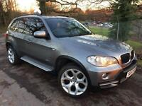 2007/57 BMW X5 3.0d auto SE with Sport Pack, Over £7k of extras, FSH