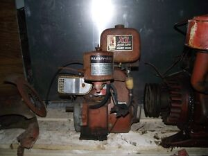 Older Model Troy Horse Tiller Motor