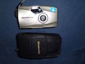 Olympus Stylus 35mm Cameras