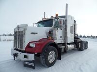 2007 T800H KENWORTH WINCH TRUCK AT www.knullent.com