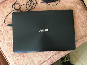 Great Asus X555D/Quad core /8GB RAM /not used
