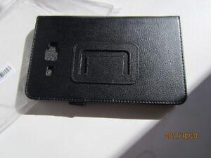 Etuit en cuir pour tablette Samsung de 7 pouces
