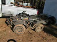 1997 300 king quad for parts or repair