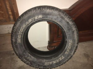 245/65/17 MotoMaster winter tires  (TOTAL TERAINE)