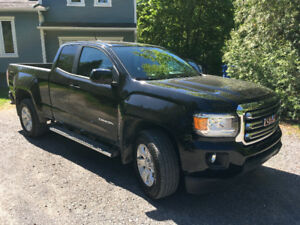 GMC CANYON 2015 4X4 4 cylindres