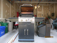Gas BBQ w/cover