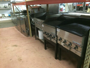 WE BUY YOUR USED RESTAURANT EQUIPMENT