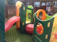 Little Tikes 8in 1 play centre
