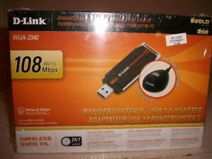 D-Link USB Adapter