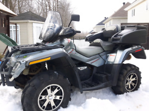 Can-Am Outlander MAX 800 2007 H.O. EFI LTD