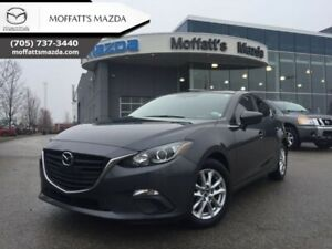2016 Mazda Mazda3 GS  - Heated Seats - $137.92 B/W