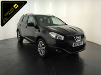 2013 NISSAN QASHQAI TEKNA IS +2 DCI 7 SEATER 1 OWNER SERVICE HISTORY FINANCE PX