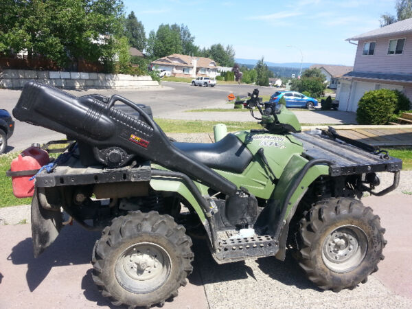 Used 2004 Polaris Sportsman 700