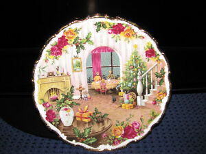 GONE PPU--ESTATE SALE--ROYAL ALBERT COLLECTOR PLATE