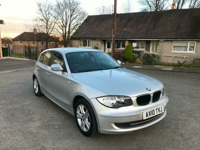 2021 BMW 1 Series 118i SE 5dr HATCHBACK Petrol Manual