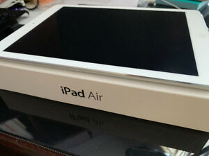 Apple iPad Air A1474 (32 GB, Wi-Fi+cellular, White with Silver)