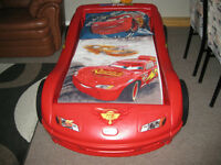 CARS lighting mcqueen bed for toddler