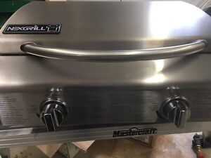 PORTABLE BBQ/ OTHER CAMPING SUPPLIES