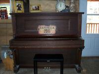 Antique piano free!