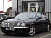 2005 Jaguar S-Type 2.5 V6 Plus 4dr