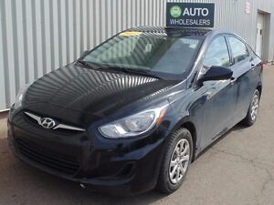 2013 Hyundai Accent GLS THIS WHOLESALE CAR WILL BE SOLD AS TR...