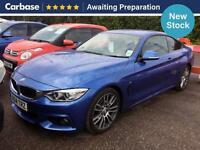 2014 BMW 4 SERIES 420d M Sport 2dr Auto Coupe
