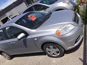 2007 CHEVROLET AVE LS**SAFETIED**PRIVATE SALE