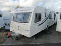 2012 Bailey Pegasus II Verona NOW SOLD