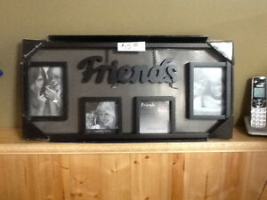 """ Friends "" picture frame"