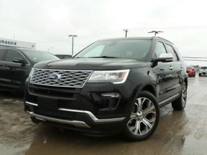 2019 Ford Explorer PLATINUM 3.5L V6 ECO 600A