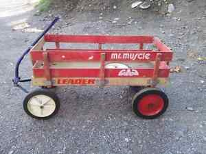 Leader small child wagon from the 1970's Kawartha Lakes Peterborough Area image 2