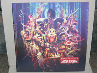Red fang-whales and leeches 2lp