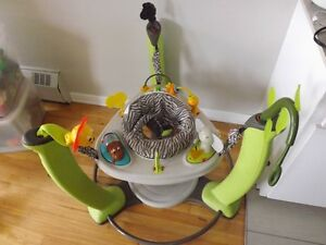 evenflo exersaucer jump and learn jungle