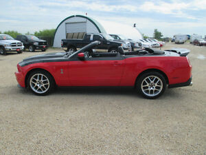 2011 Ford Mustang Shelby  5.0L 482HP 6spd Convertible