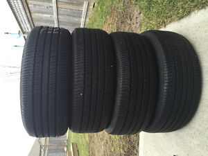 235/60 r16 BRIDGESTONE TIRES