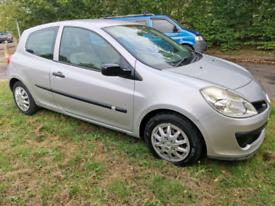 2007 Renault Clio 1.4 12M Mot
